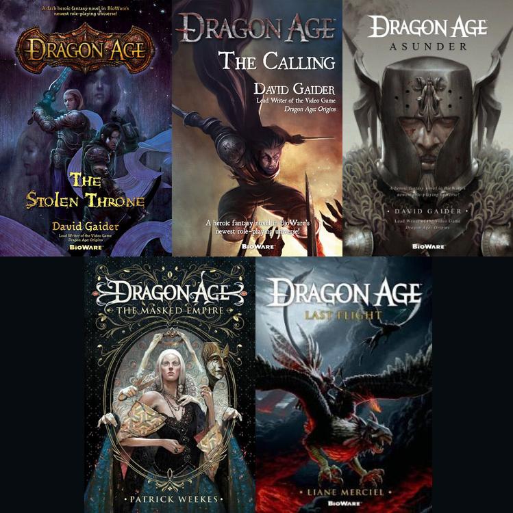 Dragon age: origins: прохождение.