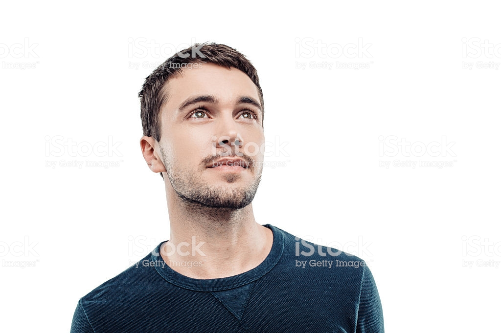 handsome-young-man-on-white-background-picture-id523478288