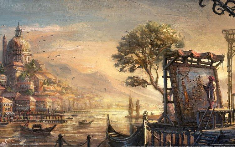 art-gorod-gavan-xudozhnik-kartina-veneci