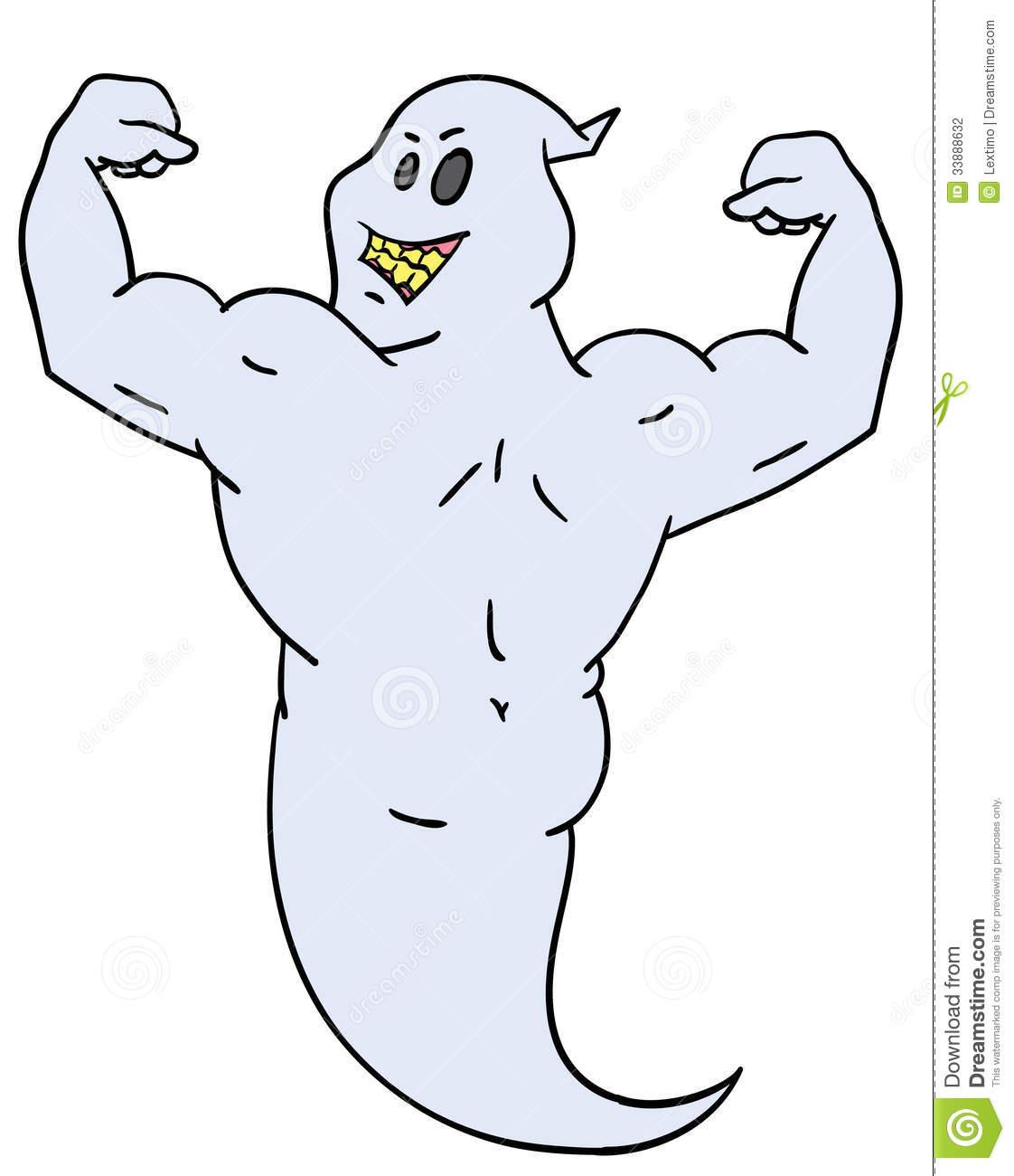bodybuilder-ghost-funny-making-bodybuild