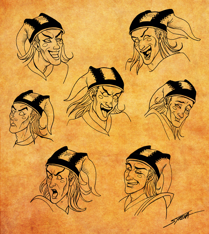 cicero_expressions_by_slayersyrena-d68yp