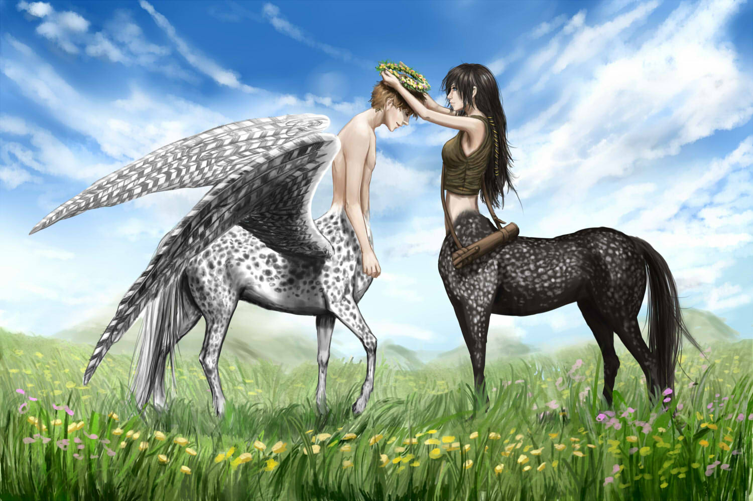 centaur_couple_by_yet_one_more_idiot-d6f