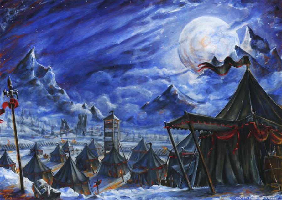 night_battle_camp_by_francescabaerald-d4