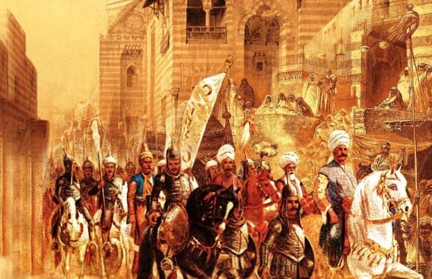yavuz-sultan-selim_kahireye-girisi-e1321