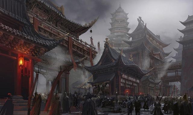custom-print-canvas-fabric-poster-art-vintage-retro-China-city-Chinese-building-tower-for-wall-decor.jpg_640x640_1528654076.jpg