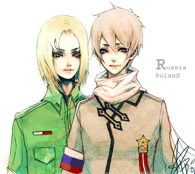 Hetalia___Poland_and_Russia_by_ProdigyBo