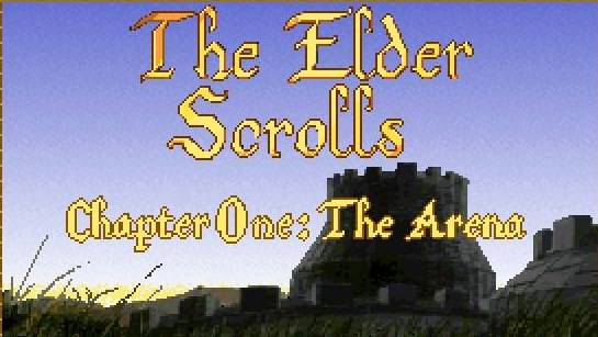 The Elder Scrolls. Chapter One: The Arena