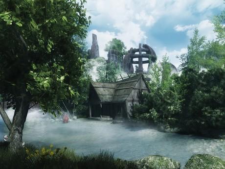 Andoran: Prologue. Скриншот игрового мира #2
