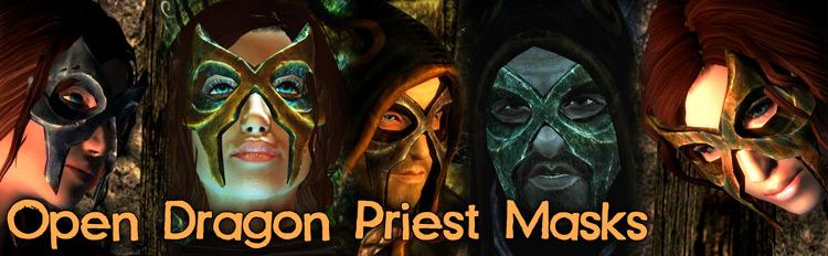 Похождения по Skyrim - 1 серия - Маски драконьих жрецов