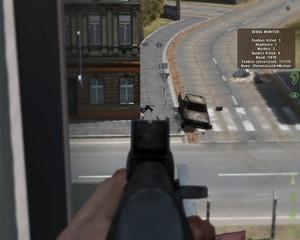 DayZ. Геймплей. Скриншот #2