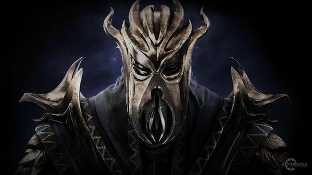 skyrim: dragonborn art