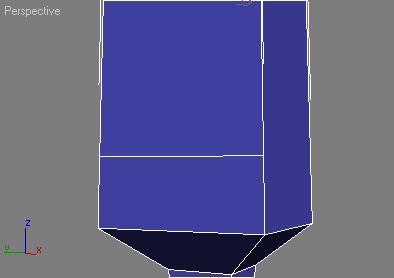 Разрезанный полигон