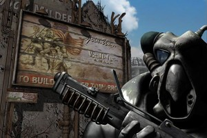 Fallout 2. Скриншот из игры #1