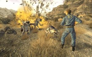 Fallout: New Vegas. Скриншот из игры #2