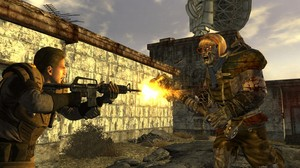 Fallout: New Vegas. Скриншот из игры #3