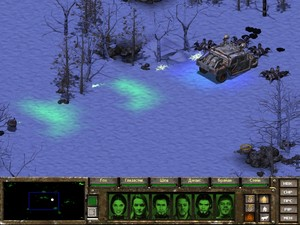 Fallout Tactics: Brotherhood of Steel. Скриншот из игры #1