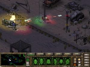 Fallout Tactics: Brotherhood of Steel. Скриншот из игры #3