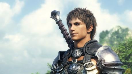 Final Fantasy XIV: A Realm Reborn. Скриншот из игры.