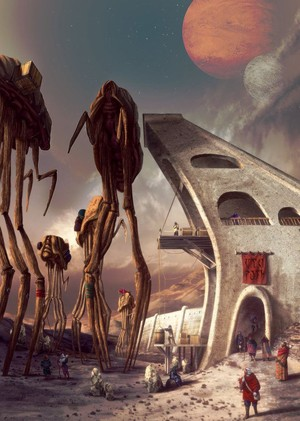 ald__ruhn__silt_strider_port_by_lelek198