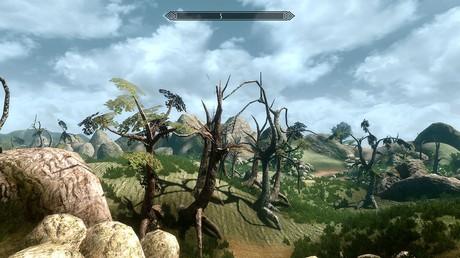 SkyWind. Скриншот игрового мира #11