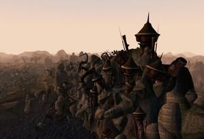 Morrowind - Tamriel Rebuilt. Скриншот игрового мира #3