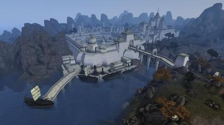 Morrowind - Tamriel Rebuilt. Скриншот игрового мира #5