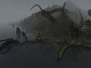 Morrowind - Tamriel Rebuilt. Скриншот игрового мира #2