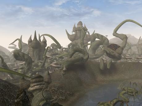 Morrowind - Tamriel Rebuilt. Скриншот игрового мира #1