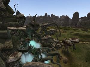 Morrowind - Tamriel Rebuilt. Скриншот игрового мира #4