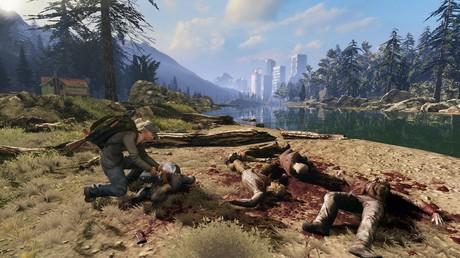 WAR Z. Скриншот из игры #2