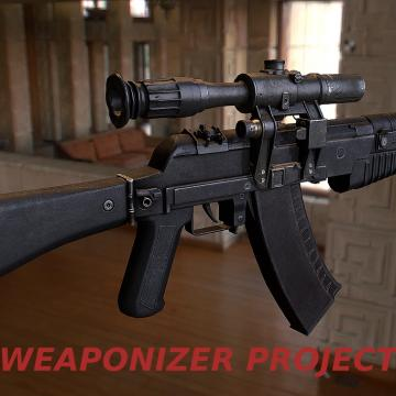 Weaponizer project / Проект Оружейник