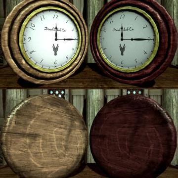 Clocks of Skyrim