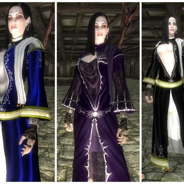 UFF Blackheart and Gizmodian ECRobes