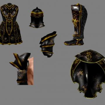 Detailed Armor