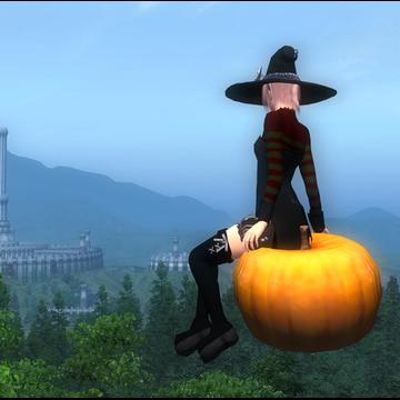 Sexy Witch Poses