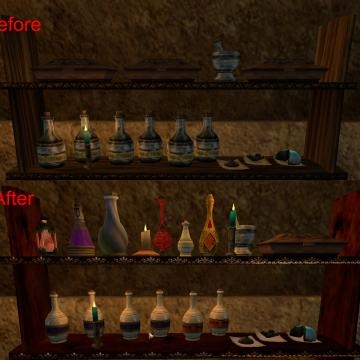 Potion Upgrades