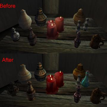 Potion Items