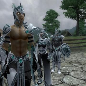 Ayleid Royals and Ayleid light Armor