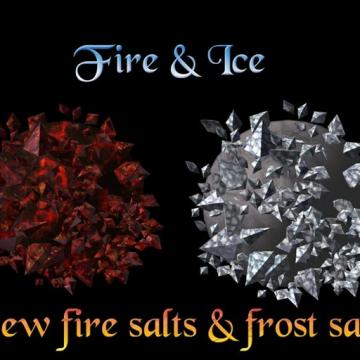 Frost and Fire Salts