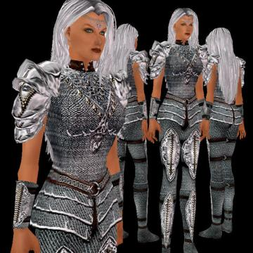 CanadianIce's Oblivion Mithril