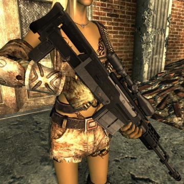 Accuracy International AS50 Sniper Reupload — скриншоты