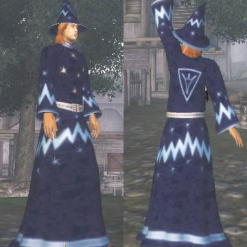 Classic Wizard Robes