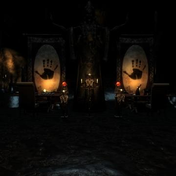 Dark Brotherhood Sanctuary Rebuilt