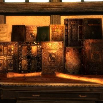 Medieval books Textures