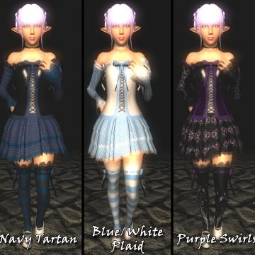 7 Little Carmine Dresses