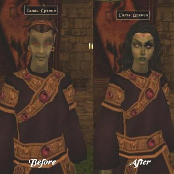 Change All Faces for NPC