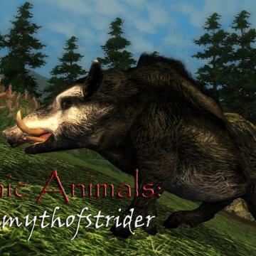 Mythic Animals