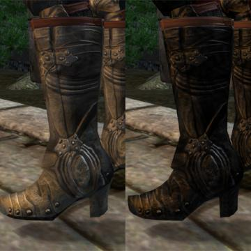 Plate Armor Plus - Woman's Move Edition