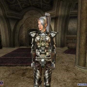 CanadianIce's Female Steel Cuirass Mod