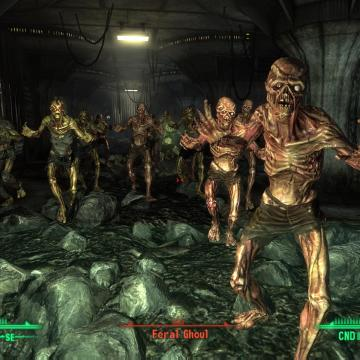 Martigen's Mutant Mod for Fallout 3 - RC5